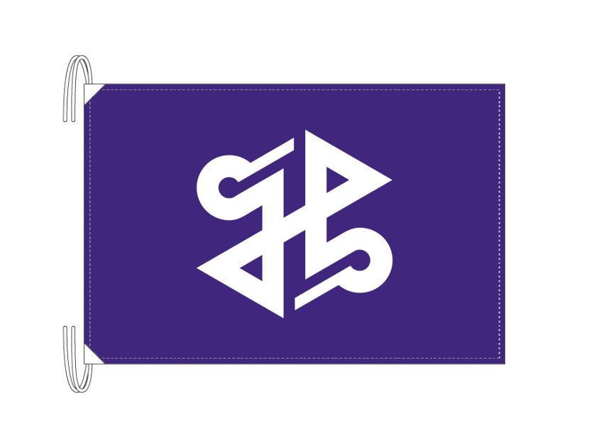 新宿区 区旗(50×75cm・東京都23区・テトロン製・日本製)