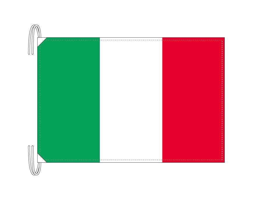Tricolor Flag Italy Flags Of The World Semaphore Flag Size 50 X 75 Cm Made Of High Quality Polyester Support