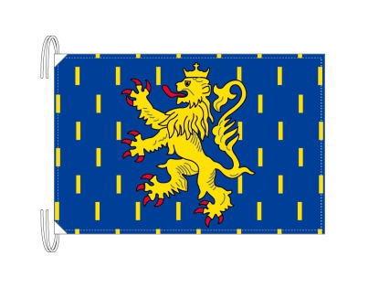 フランシュ=コンテ地域圏 フランス地域圏の旗・州旗(50×75cm)