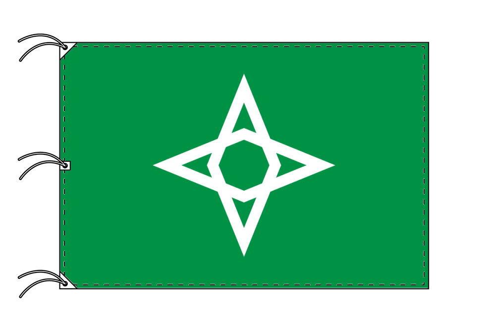 盛岡市の市旗(岩手県・県庁所在地)(サイズ:140×210cm)テトロン製・日本製