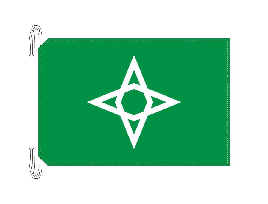 盛岡市の市旗(岩手県・県庁所在地)(50×75cm)テトロン製・日本製