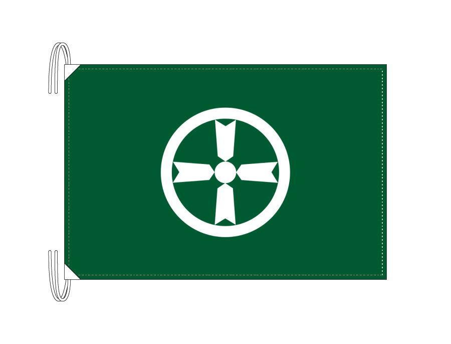 秋田市の市旗(秋田県・県庁所在地)(50×75cm)テトロン製・日本製