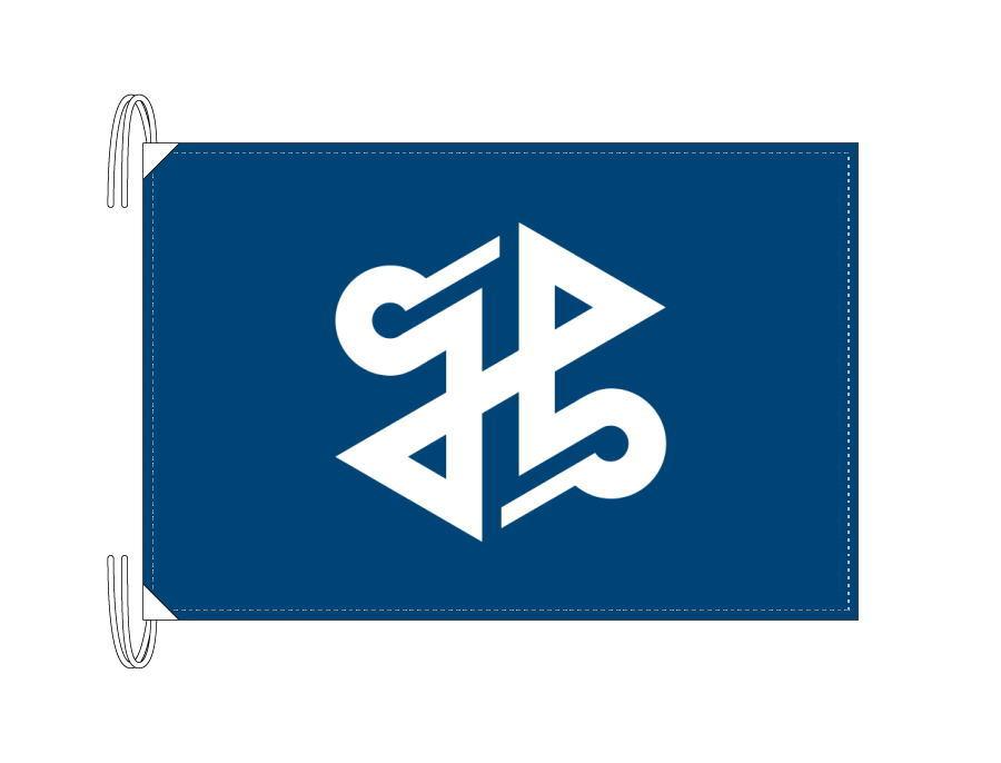 新宿区の区旗(東京都・都庁所在地)(50×75cm)テトロン製・日本製