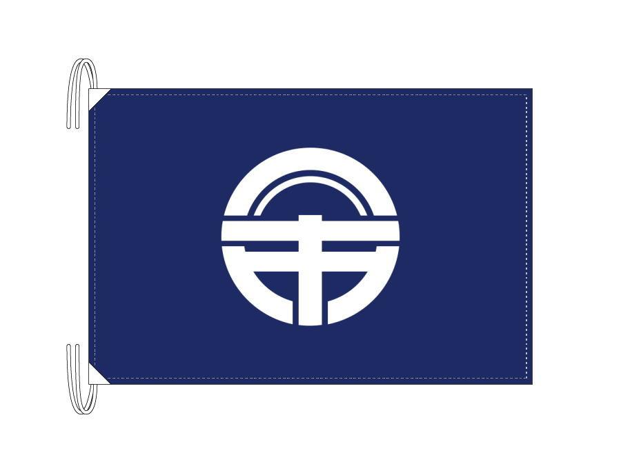 徳島市の市旗(徳島県・県庁所在地)(50×75cm)テトロン製・日本製
