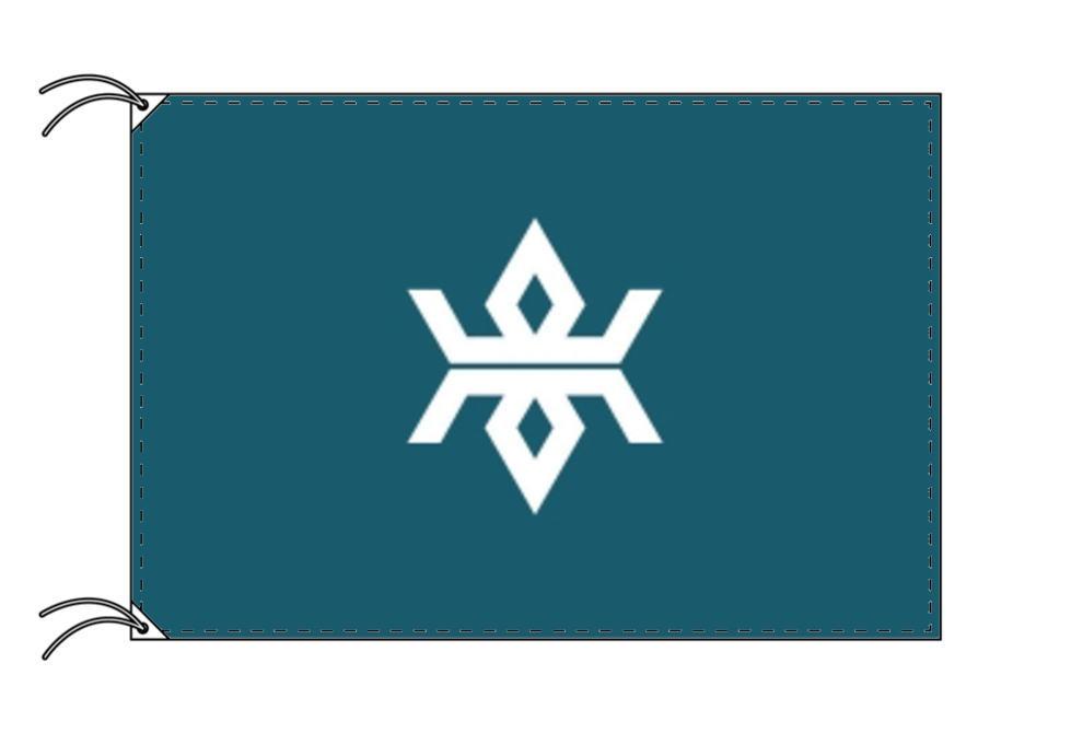 岩手県旗(100×150cm・全国47都道府県旗・テトロン製・日本製)
