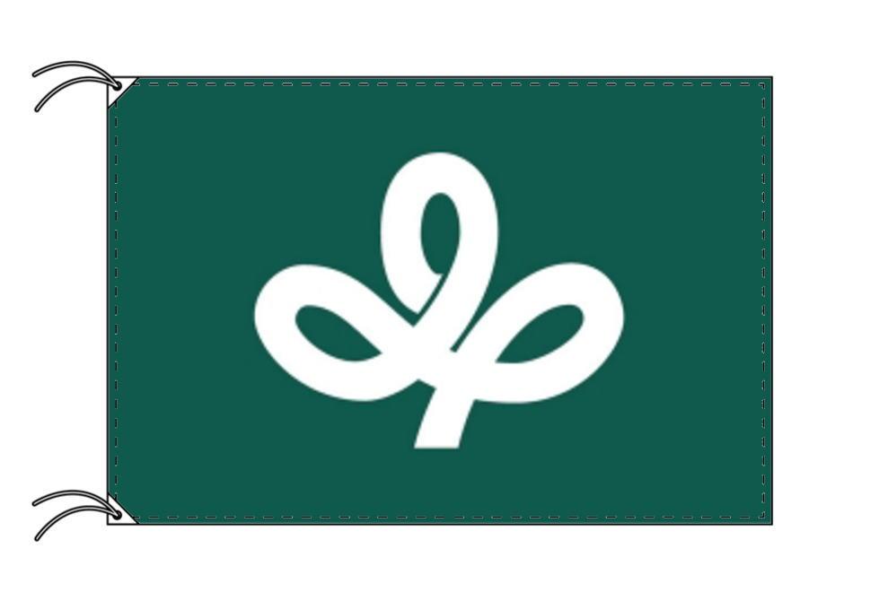宮城県旗(100×150cm・全国47都道府県旗・テトロン製・日本製)