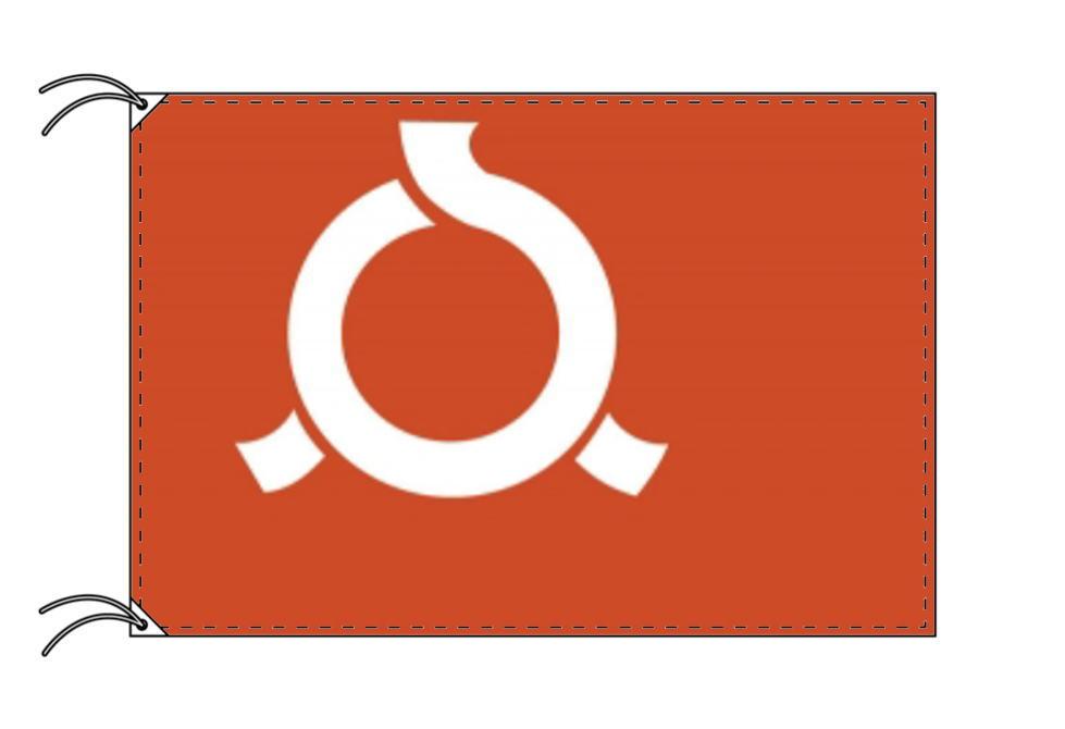 福島県旗(120×180cm・全国47都道府県旗・テトロン製・日本製)