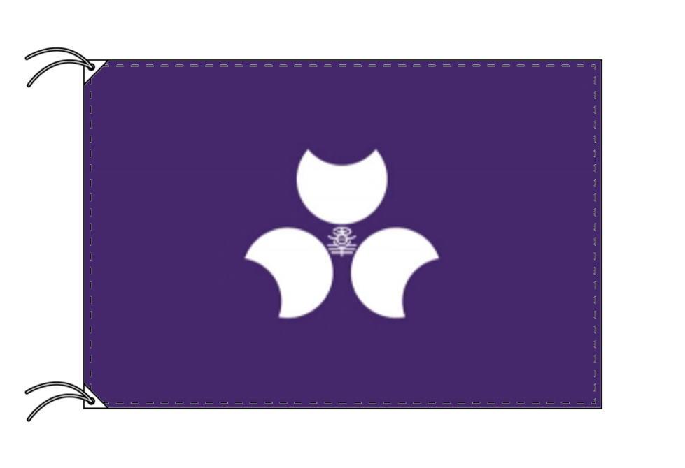 群馬県旗(120×180cm・全国47都道府県旗・テトロン製・日本製)