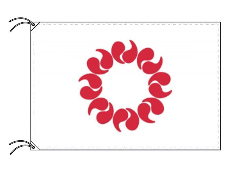 埼玉県旗(90×135cm・全国47都道府県旗・テトロン製・日本製)