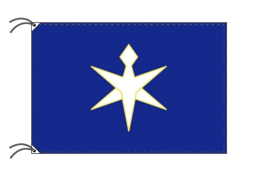 千葉県旗(120×180cm・全国47都道府県旗・テトロン製・日本製)