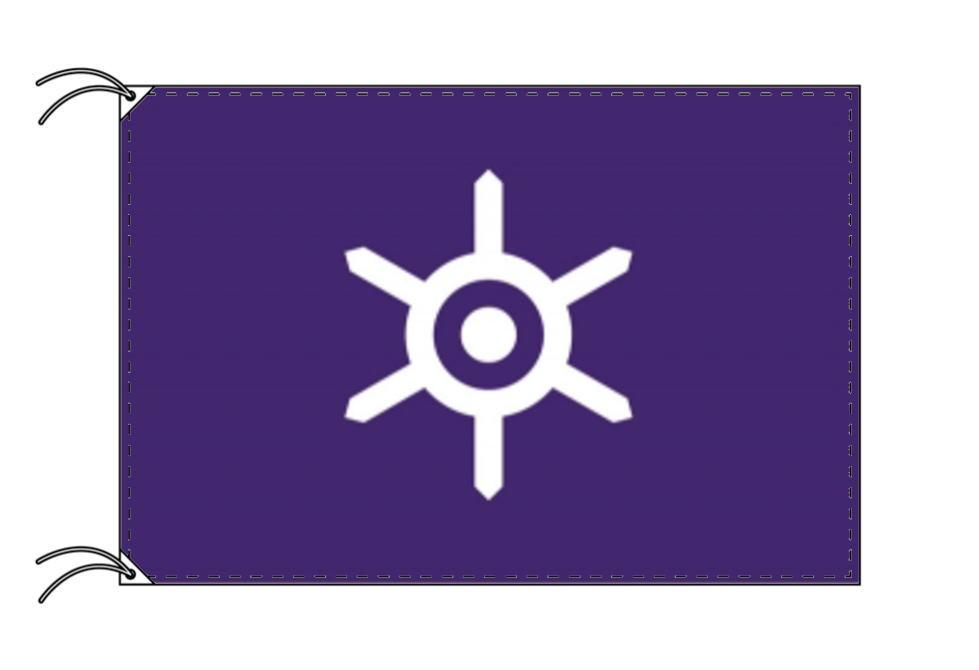東京都旗(90×135cm・全国47都道府県旗・テトロン製・日本製)