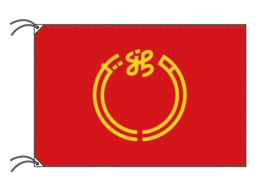 新潟県旗(100×150cm・全国47都道府県旗・テトロン製・日本製)