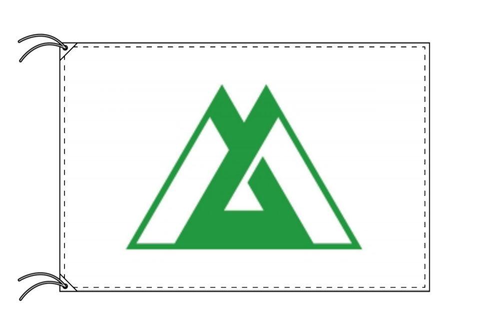 富山県旗(90×135cm・全国47都道府県旗・テトロン製・日本製)