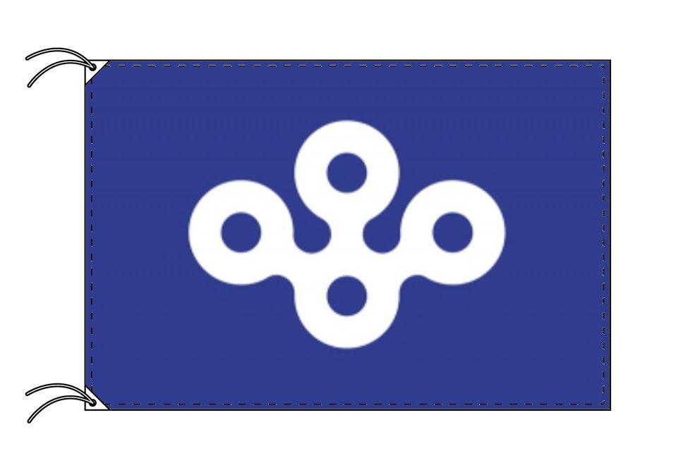 大阪府旗子(50*75cm、全国47都道府县旗子、特托龙制造、日本制造)