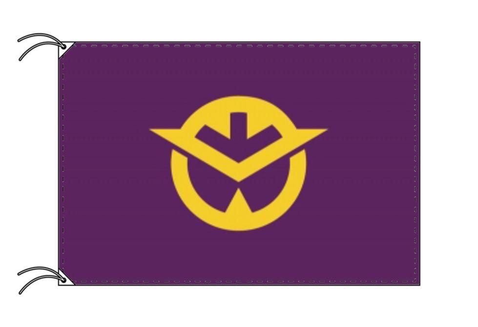 岡山県旗(120×180cm・全国47都道府県旗・テトロン製・日本製)