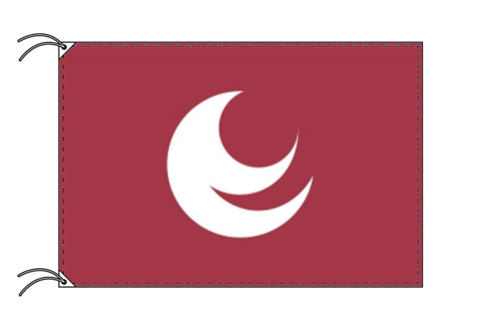 広島県旗(70×105cm・全国47都道府県旗・テトロン製・日本製)