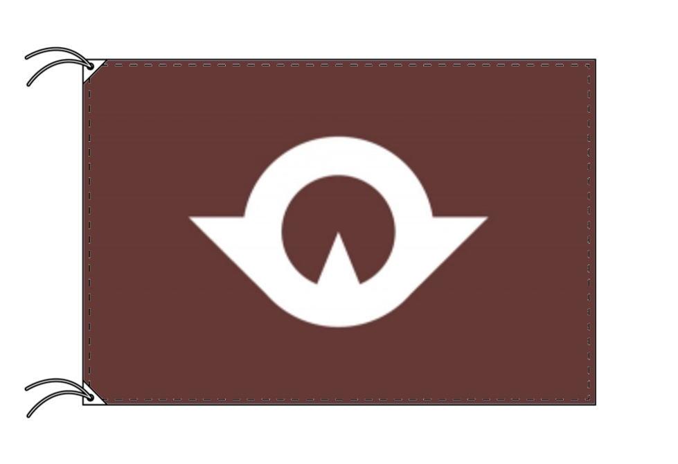 山口県旗(120×180cm・全国47都道府県旗・テトロン製・日本製)