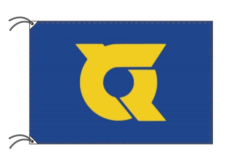 徳島県旗(90×135cm・全国47都道府県旗・テトロン製・日本製)