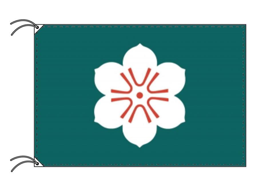 佐賀県旗(70×105cm・全国47都道府県旗・テトロン製・日本製)
