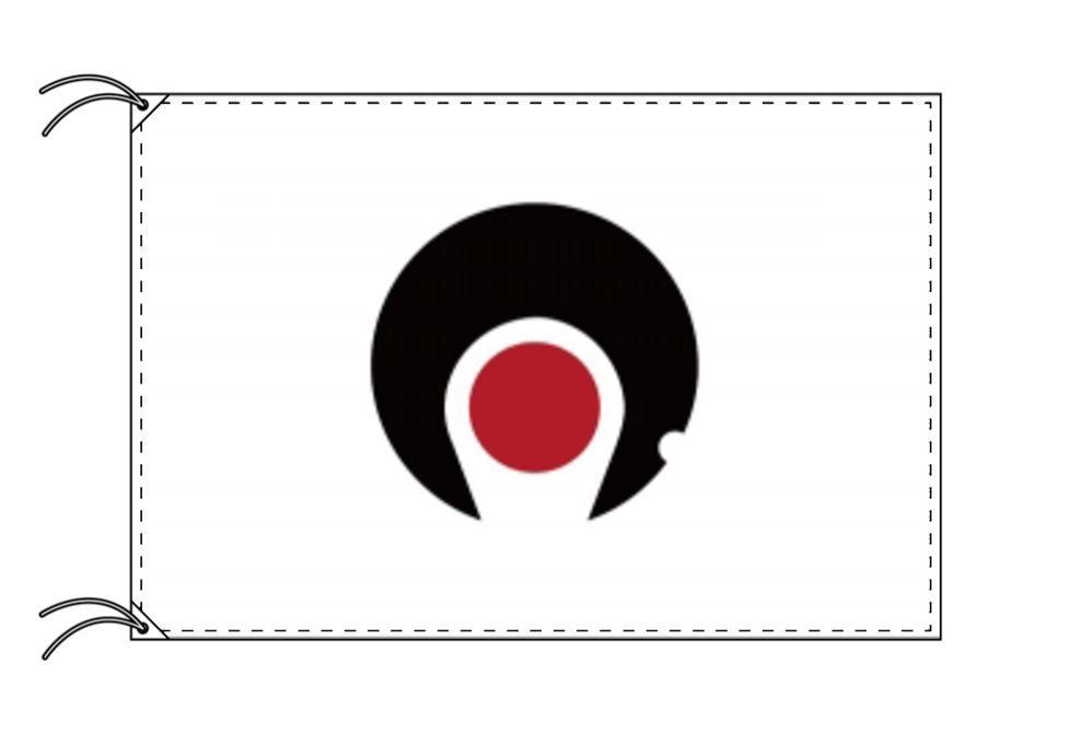 鹿児島県旗(100×150cm・全国47都道府県旗・テトロン製・日本製)