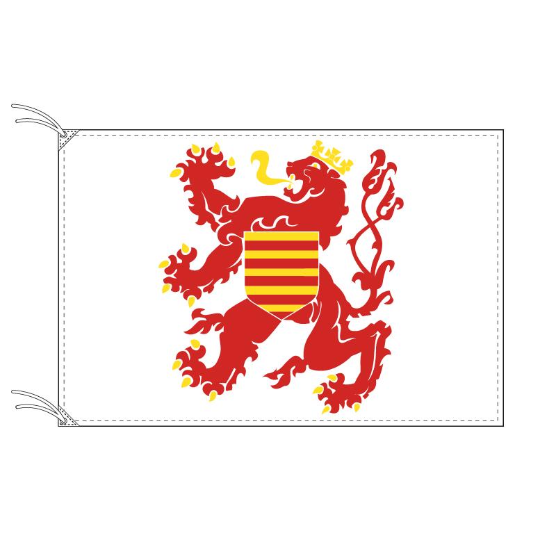 リンブルフ州旗 ベルギーの地方の旗 120×180cm テトロン製 日本製 世界各国の州旗シリーズ