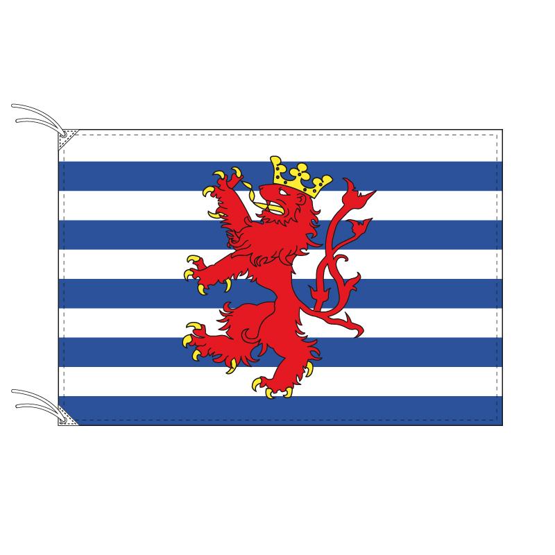 リュクサンブール州旗 ベルギーの地方の旗 100×150cm テトロン製 日本製 世界各国の州旗シリーズ