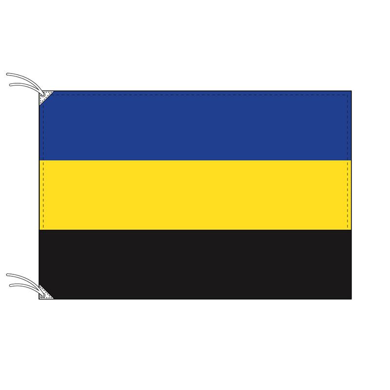 ヘルダーラント州の旗 オランダの州旗 70×105cm テトロン製 日本製 世界各国の州旗シリーズ