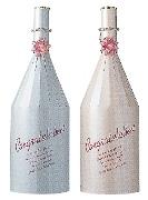 特大クラッカー ブルー&ピンク(2個セット) 演出 パーティー 結婚式 バースデー 誕生日 バースデー 豪華 巨大【返品不可】
