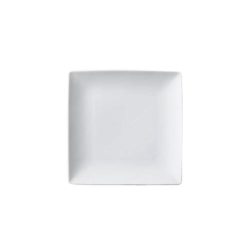 美濃焼 白磁 16.5cm正角皿 531-504000680 Z1322-178 美濃焼き 四角皿 驚きの価格が実現 お皿 業務用 シンプル 価格 交渉 送料無料 中華オープン 盛皿 おしゃれ 業務用食器 白