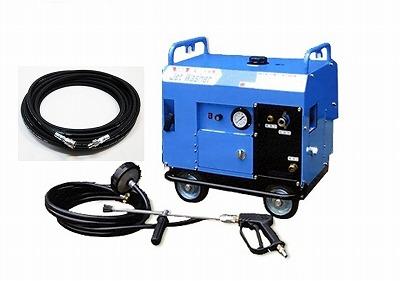 GB160  150k12L   防音型高圧洗浄機 ジエットマン フルテック 高圧ホース高圧ホース 高圧ガン・ストレーナ付