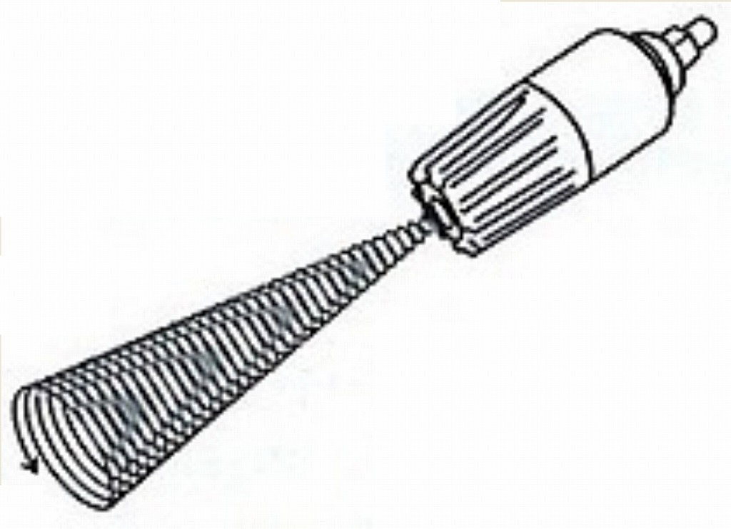 (ターボノズル) トルネード 穴サイズ040 カプラー付