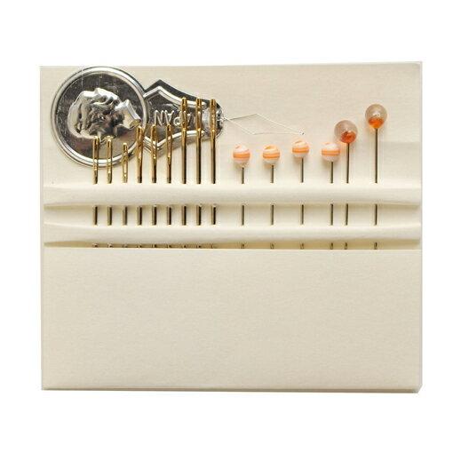おしゃれな広島針のセットシートです 日本製森川製針 ニードルセット MR57 国内在庫 フランス刺しゅう針 輸入