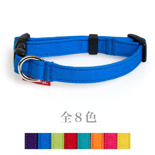 シンプル is 祝日 引き出物 Best 全8色 国産 日本製犬具 犬用首輪 首まわりサイズ 10mm幅 17~26cm 超小型犬~小型犬 マルチカラー カラー