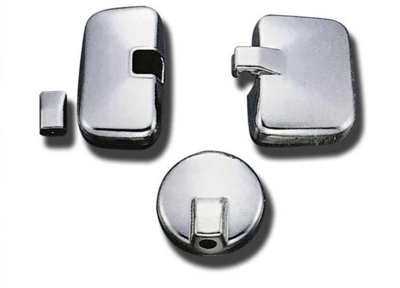 ミラーカバー 3点セット4tいすゞフォワード320/342