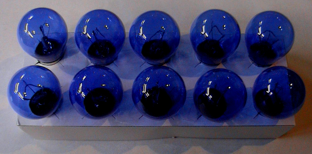 【スーパーホワイト球 24V25W 耐震球 】10ヶ1箱