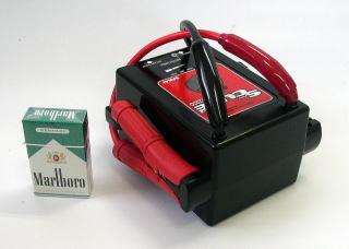 【お取り寄せです】 【送料無料!】バッテリーあがりを解決 世界最小 超小型でハイパワー!!【エンジンスターター】スタートキューブ