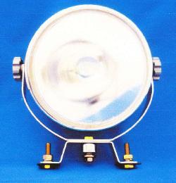 【お取り寄せです】 【送料無料】【大型ライト ハロゲン作業灯】スポット(集光)レンズタイプ 24V用