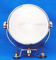 【お取り寄せです】【送料無料】【大型ライト ハロゲン作業灯】拡散レンズタイプ 24V用