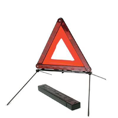 三角停止板 高品質 出色 昼 高足タイプ 夜間兼用