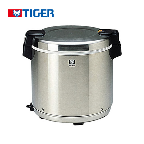 [JHC-720A-STN] タイガー 業務用厨房機器 業務用電子ジャー 炊きたて ダブルヒーター方式 4升 100V 保温専用 通電ランプつき ステンレス 【送料無料】