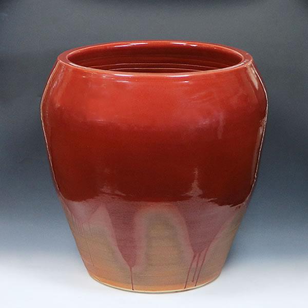 信楽焼 陶器掛け湯つぼ。陶器浴槽と一緒にお使い 頂ける大ツボ。ご希望のサイズの壷をオーバーメイド 浴槽用陶器のかけ湯つぼ 信楽焼 やきもの かめ 瓶 信楽焼風呂 陶器風呂 ky-0007