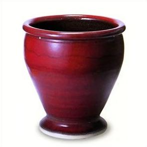 信楽焼き陶器掛け湯つぼ。陶器浴槽と一緒にお使い頂ける大ツボ。ご希望のサイズの壷をオーバーメイド!浴槽用陶器のかけ湯つぼ/信楽焼/やきもの/かめ/瓶/信楽焼風呂/陶器風呂[ky-0003]