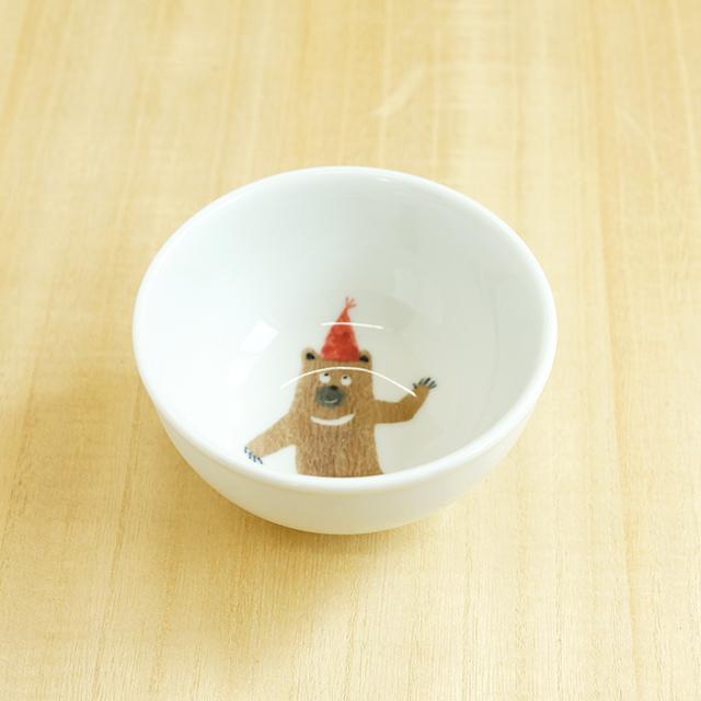 波佐見焼陶房青さんの中の企画商品 M.Pots エム ポッツ 子ども用食器の きりん くま それぞれ5アイテムずつ特別販売できることになりました 子ども用食器 陶房青 波佐見焼 捧呈 茶碗 上質な器 磁器 10%OFF