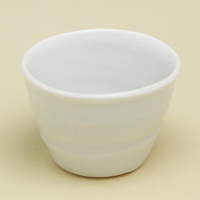 シンプルな白亜シリーズ 多用途に使えるフリーカップは和洋どちらにもOK 並行輸入品 波佐見焼 陶房青 磁器 白磁 一部予約 フリーカップ 上質な器 普段使いの食器 白亜 大