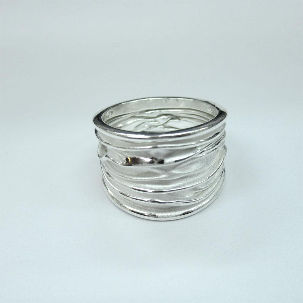 英国製 シルバーリング アクセサリー 指輪 男女兼用 メンズ レディース 銀 925 アンティーク加工 spoke925 スポーク R1869 メール便OK