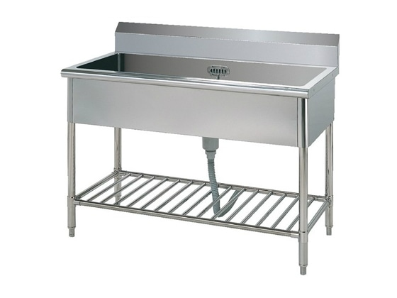 [陶芸 [陶芸 機器] 機器] 1槽W600×D600 ステンレスシンク 1槽W600×D600, イーヅカ:b00fb72e --- incor-solution.net