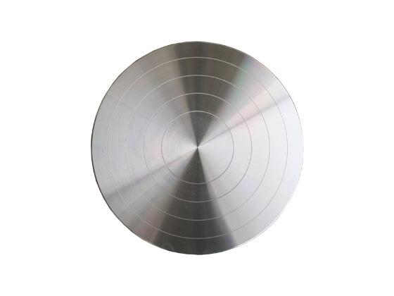 [陶芸 ろくろ] 回転テーブル RKシリーズ用 φ300mm