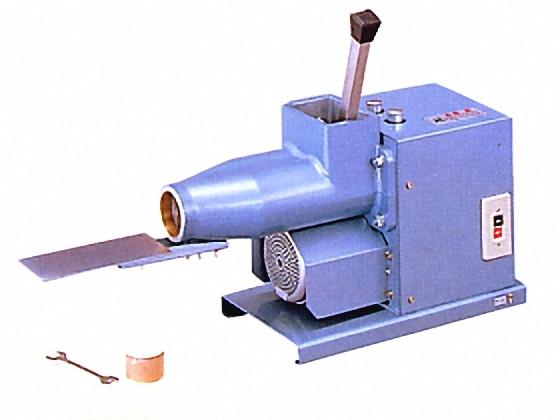[陶芸 機材] 常圧式土練機 T-100 ステンレス羽根