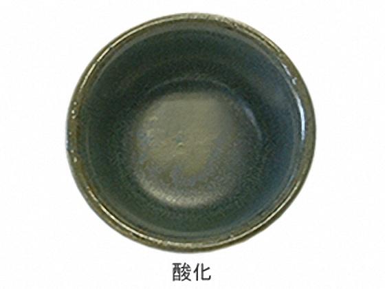 お値打ち価格で 陶芸用品 陶芸道具 陶芸材料 卓抜 釉薬 光沢のある濃茶緑の孔雀のような色の釉薬です 1kg 陶芸 くじゃく釉 Lシリーズ