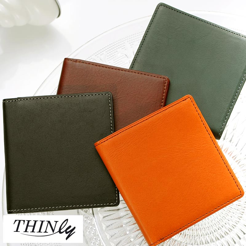 It is present / in / Father's Day made in thin / Japan where / cowhide real leather leather / billfold folio / leather wallet / which there is no men / folio wallet / coin purse for THINly thin billfold small / men in is thin
